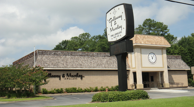 About Galloway & Moseley Fine Jewelers in Sumter, South Carolina - Your Local Jewelry Store